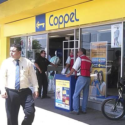 Historia de Coppel