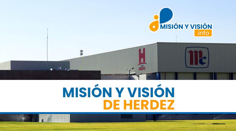 Misión y Visión de Herdez