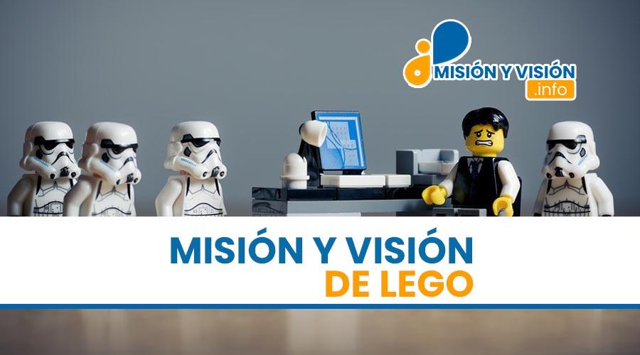 Misión y Visión de Lego