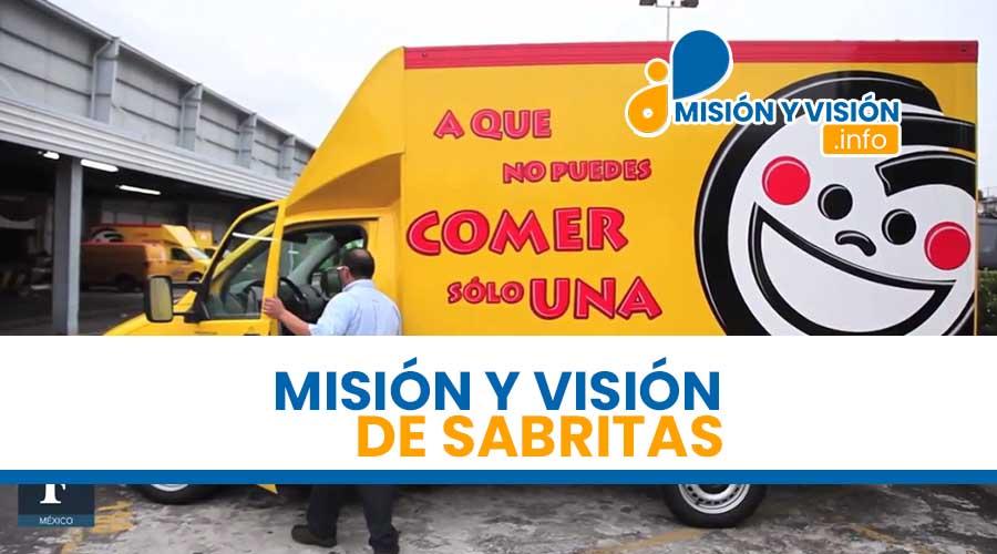 Misión y Visión de Sabritas