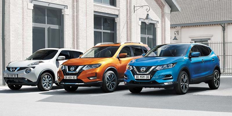 coches nissan