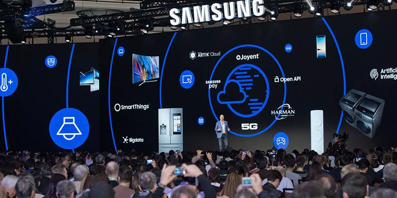 valores de Samsung