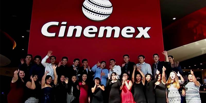 valores de cinemex