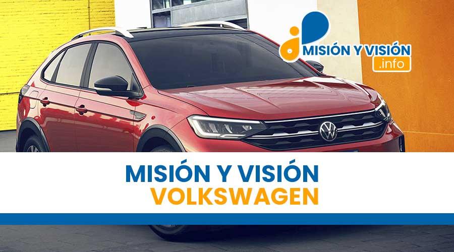 Misión y Visión de Volkswagen
