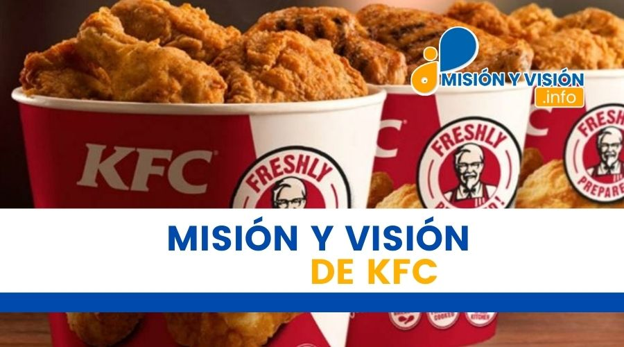 Misión y Visión de Kfc