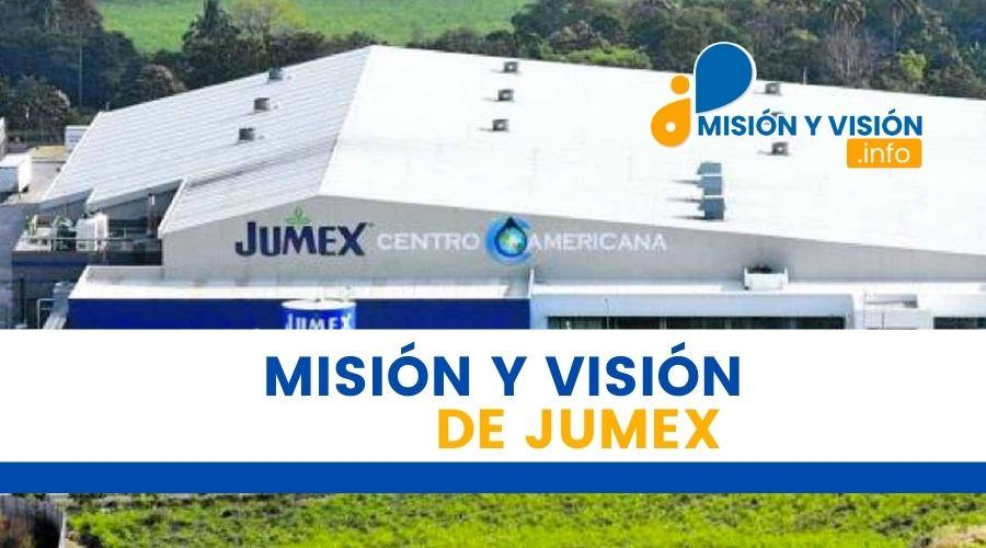 Misión y Visión de Jumex
