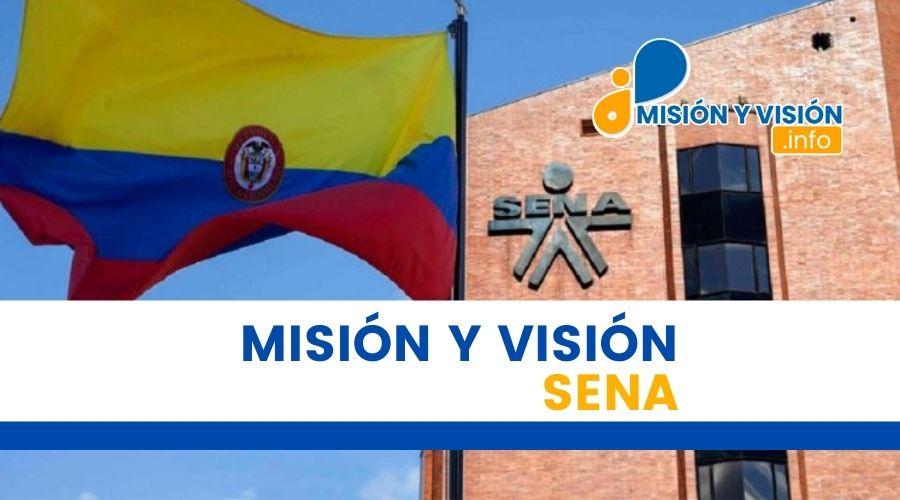 Misión y visión del SENA