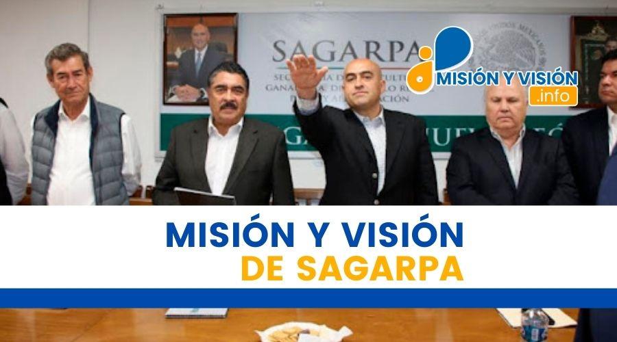 Misión y Visión de Sagarpa